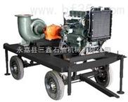 良申泵阀HW柴油机混流泵-大排量柴油机抽水泵