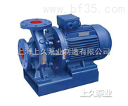 ISWH型单级单吸不锈钢卧式管道泵