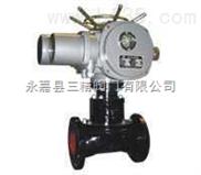 G941J-10-电动衬胶隔膜阀