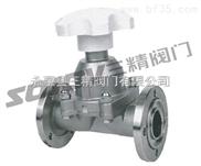 GM-高真空隔膜阀,不锈钢隔膜阀