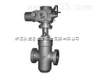 Z943F防爆电动带导流孔平板闸阀