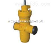 Z547F焊接端燃气平板闸阀