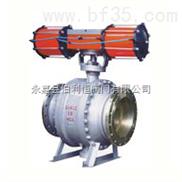 Q647F-气动球阀