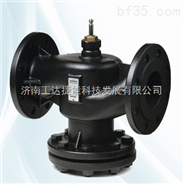 西门子电动调节阀VVF40.80