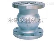 不銹鋼氨用立式止回閥