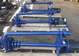 NL型不锈钢泥浆泵双管液下泥浆泵