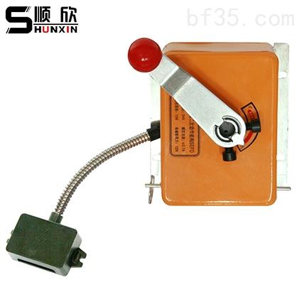 顺欣空调排烟阀执行器二次动作常闭阀门执行机构带