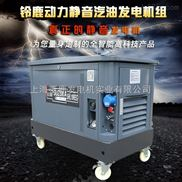 戶外用10千瓦靜音汽油發電機
