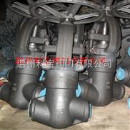 J11W-1500LB G/RC螺紋鍛鋼截止閥