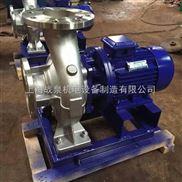IHG臥式化工管道離心泵,臥式管道化工泵,溫州管道離心泵廠家