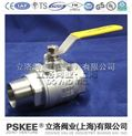 2012QF-二片式内外螺纹球阀-立洛阀业(上海)有限公司