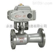 Q941W高温电动球阀