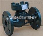H71W型铸铁升降式止回阀