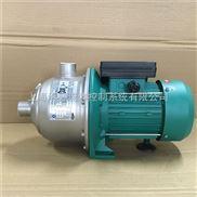 进口威乐水泵MHI1604空气源热泵2.2kw不锈钢清洗泵
