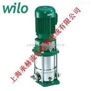 威樂不銹鋼熱水泵MVI803樓宇供水增壓泵/鍋爐水循環泵