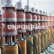 QJR型井用熱水潛水泵