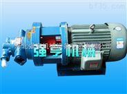 山西强亨机械无泄漏磁力齿轮泵使用寿命长噪音低