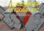 供应昆明电动排渣鄂式阀设计新颖安全可靠