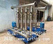 HTD105-49/2-18.5静音管中泵变频二次供水设备