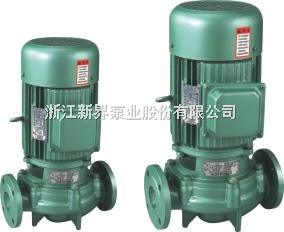 SGRSGR型管道式离心泵