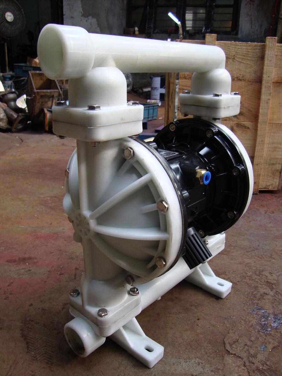 上海黎凯泵业制造之气动隔膜泵